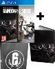 Tom Clancys Rainbow Six Siege [Bonus Steelbook uncut Edition] inkl. DLC (PS4)