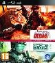 Tom Clancys Rainbow Six Vegas 2 & Ghost Recon AWF 2 Doublepack [uncut Edition] (PS3)
