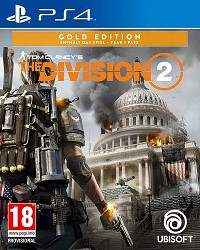 Tom Clancys The Division 2 für PC, PS4, X1