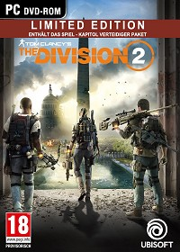 Tom Clancys The Division 2  [Limited uncut Edition] (PC)