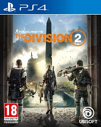Tom Clancys The Division 2 [uncut Edition] - Cover beschädigt (PS4)