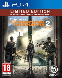 Tom Clancys The Division 2 [Limited uncut Edition] (PS4)