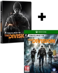 Tom Clancys The Division [Steelbook uncut Edition] inkl. 3 Bonus DLCs (Xbox One)