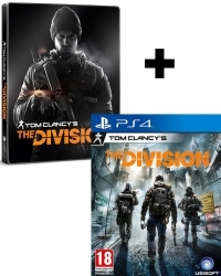 Tom Clancys The Division [Steelbook uncut Edition] (PS4)