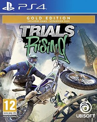 Trials Rising [Gold Edition] inkl. Preorder Boni (PS4)