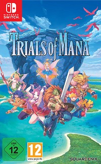 Trials of Mana [Bonus Edition] (Nintendo Switch)