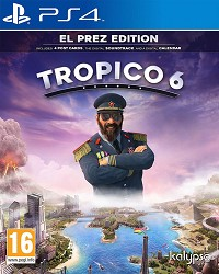 Tropico 6 [El Prez Edition] (PEGI) (PS4)
