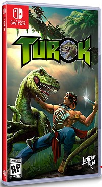 Turok [Limited uncut Edtion] (2500 Stk. weltweit) (Nintendo Switch)