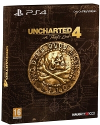 Uncharted 4: A Thiefs End [Special uncut Edition] (PS4)