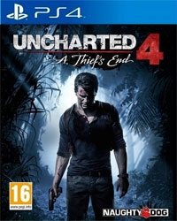 Uncharted 4: A Thiefs End [uncut Edition] - Cover beschädigt (PS4)