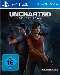Uncharted: The Lost Legacy (AT/USK) (PS4)