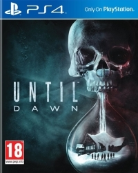 Until Dawn [EU uncut Edition] (PS4)