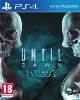 Until Dawn in Anlieferung