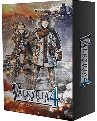 Valkyria Chronicles 4 Memoires from Battle [Premium Edition] (Nintendo Switch)