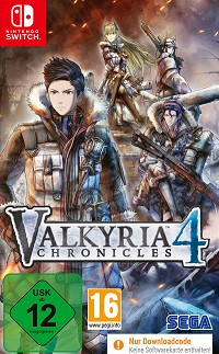 Valkyria Chronicles 4 (Code in the Box) (Nintendo Switch)