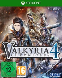 Valkyria Chronicles 4 [Launch Edition] (Xbox One)