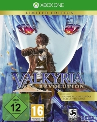 Valkyria Revolution Limited Day 1 Edition inkl. Bonus (Xbox One)