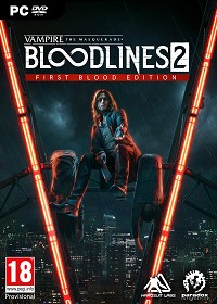 Vampire: The Masquerade Bloodlines 2 [First Blood uncut Edition] inkl. Preorder DLC (PC)