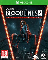Vampire: The Masquerade Bloodlines 2 [First Blood uncut Edition] inkl. Preorder DLC (Xbox One)