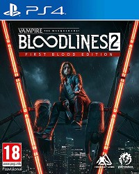 Vampire: The Masquerade Bloodlines 2 [Unsanctioned Edition] (PS4)