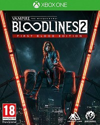 Vampire: The Masquerade Bloodlines 2 [Unsanctioned Edition] (Xbox One)