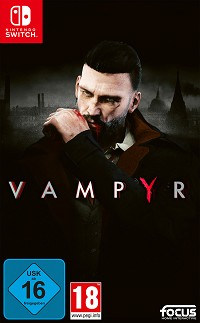 Vampyr (Nintendo Switch)