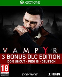 Vampyr [AT Bonus uncut Edition] (Xbox One)