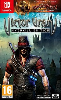 Victor Vran [Overkill Edition] (Nintendo Switch)