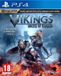 Vikings: Wolves of Midgard [Special uncut Edition] (PS4)