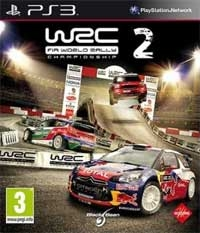 WRC World Rally Championship 2 - Cover beschädigt (PS3)