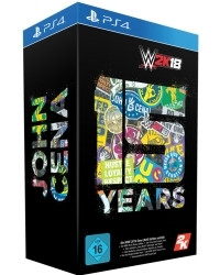 WWE 2K18 [Cena Nuff Collectors AT Edition] (PS4)