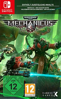 Warhammer 40.000 Mechanicus (Nintendo Switch)