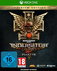 Warhammer 40.000: Inquisitor - Martyr [Imperium Steelbook Edition] (Xbox One)