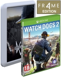 Watch Dogs 2 [FR4ME uncut Edition] (Xbox One)