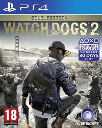 Watch Dogs 2 [Gold AT uncut Edition] (PS4)