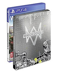Watch Dogs 2 [Limited Steelbook uncut Edition] (PS4)