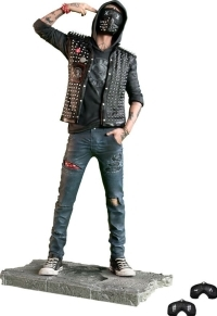 Watch Dogs 2: The Wrench Figur (24 cm) (Merchandise)