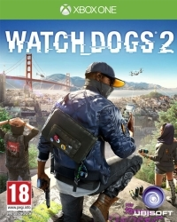 Watch Dogs 2 [uncut Edition] - Cover beschädigt (Xbox One)