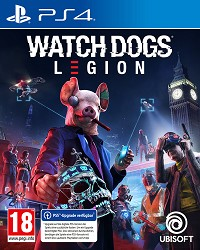 Watch Dogs Legion [Bonus uncut Edition] (PS4)