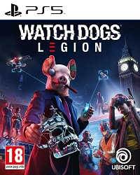 Watch Dogs Legion [AT Bonus uncut Edition] (PS5™)