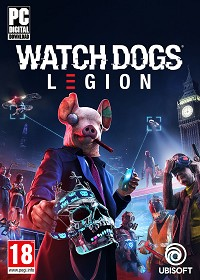 Watch Dogs Legion [AT Bonus uncut Edition] (Code in a Box) (PC)
