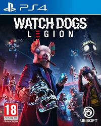 Watch Dogs Legion für PC, PS4, PS5™, X1