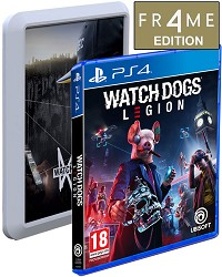 Watch Dogs Legion [FR4ME AT uncut Edition] inkl. Preorder DLC (PS4)