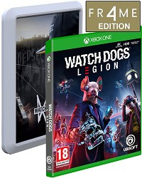 Watch Dogs Legion [FR4ME AT uncut Edition] inkl. Preorder DLC (Xbox One)