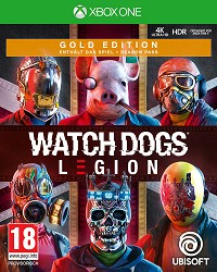 Watch Dogs Legion [Gold AT uncut Edition] inkl. Preorder DLC (Xbox One)