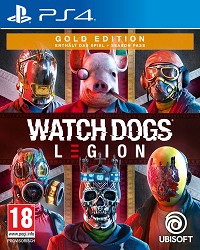 Watch Dogs Legion [Gold AT uncut Edition] inkl. Preorder DLC (PS4)