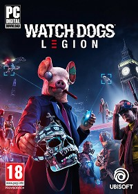 Watch Dogs Legion [Limited Golden King AT uncut Edition] (PC Download)