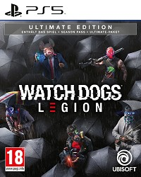 Watch Dogs Legion [Ultimate Bonus AT uncut Edition] (PS5™)