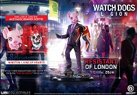 Watch Dogs: Legion - Resistant Of London Figur (26 cm) (Merchandise)