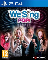 We Sing Pop (Ohne Mics) (PS4)